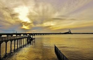 Newport Bridge, R.I.