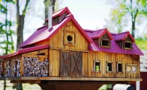 NH Bird House