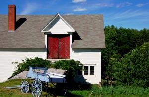Sanborn Farm House