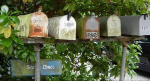 Seattle Mailboxes