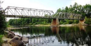 Sewell Falls Bridge - Concord NH
