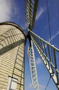 Under the RI Windmill