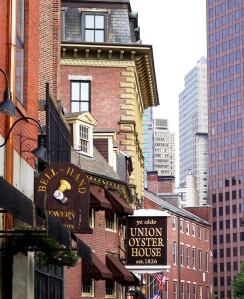 Union Oyster House-