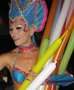 Balloon Dancer, San Jose del Cabos, Mexico