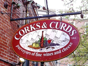 Corks & Curds