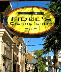 Fidel's Cigars - Copy