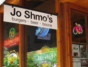 Jo Shmo's-a