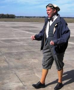 WWI era Flight Instructor